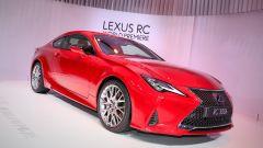 Nuova Lexus RC, il model year 2019 fa il verso alla LC - Immagine: 3