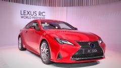 Nuova Lexus RC, il model year 2019 fa il verso alla LC - Immagine: 1