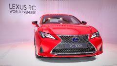 Nuova Lexus RC, il model year 2019 fa il verso alla LC - Immagine: 5