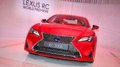 Nuova Lexus RC, il model year 2019 fa il verso alla LC - Immagine: 6