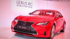 Nuova Lexus RC, il model year 2019 fa il verso alla LC - Immagine: 2