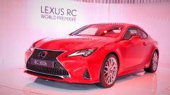 Nuova Lexus RC, il model year 2019 fa il verso alla LC - Immagine: 7