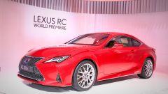 Nuova Lexus RC, il model year 2019 fa il verso alla LC - Immagine: 8