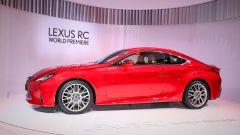 Nuova Lexus RC, il model year 2019 fa il verso alla LC - Immagine: 9