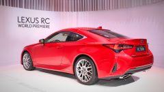Nuova Lexus RC, il model year 2019 fa il verso alla LC - Immagine: 11