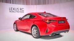 Nuova Lexus RC, il model year 2019 fa il verso alla LC - Immagine: 12