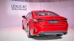 Nuova Lexus RC, il model year 2019 fa il verso alla LC - Immagine: 13