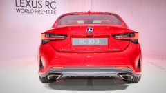 Nuova Lexus RC, il model year 2019 fa il verso alla LC - Immagine: 14