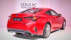 Nuova Lexus RC, il model year 2019 fa il verso alla LC - Immagine: 15