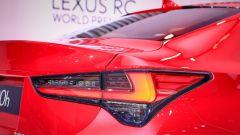 Nuova Lexus RC, il model year 2019 fa il verso alla LC - Immagine: 16