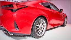 Nuova Lexus RC, il model year 2019 fa il verso alla LC - Immagine: 17