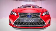 Nuova Lexus RC, il model year 2019 fa il verso alla LC - Immagine: 20