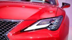 Nuova Lexus RC, il model year 2019 fa il verso alla LC - Immagine: 21