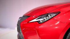 Nuova Lexus RC, il model year 2019 fa il verso alla LC - Immagine: 22