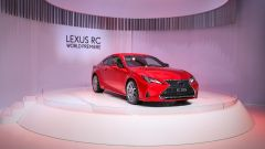 Nuova Lexus RC, il model year 2019 fa il verso alla LC - Immagine: 26