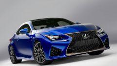 Lexus RC F: le nuove foto - Immagine: 10