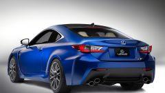 Lexus RC F: le nuove foto - Immagine: 9