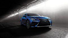Lexus RC F: le nuove foto - Immagine: 1