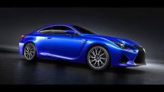 Lexus RC F: le nuove foto - Immagine: 5