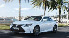 Lexus RC Hybrid  - Immagine: 9