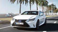Lexus RC Hybrid  - Immagine: 10