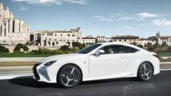 Lexus RC Hybrid  - Immagine: 12