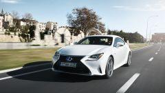 Lexus RC Hybrid  - Immagine: 13