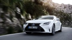Lexus RC Hybrid  - Immagine: 21