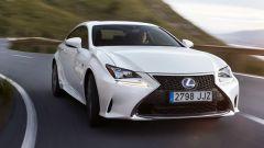 Lexus RC Hybrid  - Immagine: 1