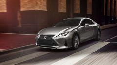 Lexus RC: l'alternativa giapponese alle coupé tedesche