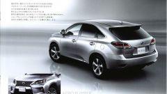 Lexus RX 2012 - Immagine: 2