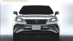 Lexus RX 2012 - Immagine: 1
