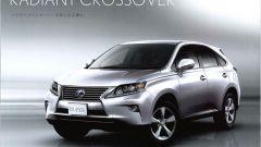 Lexus RX 2012 - Immagine: 3
