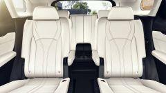 Lexus RX 2019: interni