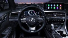 Lexus RX 2019: plancia