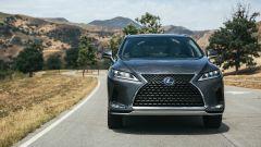 Lexus RX 2019: vista frontale