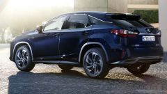 Lexus RX 450h: prezzi e allestimenti - Immagine: 5