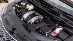 Lexus RX Hybrid: il motore della versione 450i