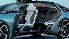 Lexus SF-30 Electrified: gli interni