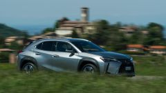Lexus UX 2019 dinamica