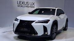 Lexus UX: in video dal Salone di Ginevra 2018 - Immagine: 1