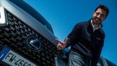 Lexus UX con Marco Rocca