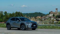 Lexus UX dinamica 3/4