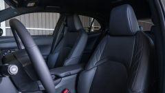Lexus UX interni anteriore