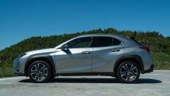 Lexus UX laterale