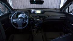 Lexus UX plancia