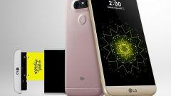 LG G5: lo smartphone modulare con due fotocamere posteriori - Immagine: 4
