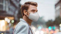 LG Puricare Wearable Air Purifier, la mascherina di LG presentata a IFA 2020