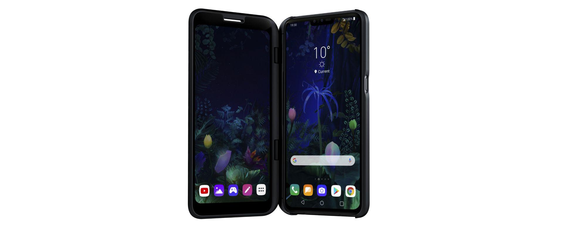 LG V50 ThinQ: lo smartphone con il Dual Screen