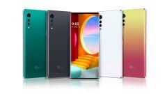 LG Velvet nuovo smartphone 5G